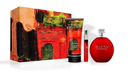 Catherine Malandrino Luxe De Venise 3 Piece Eau de Parfum Spray Gift Set